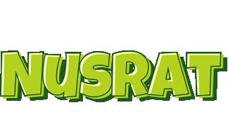 Nusrat summer logo