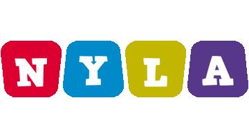 Nyla kiddo logo