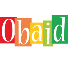Obaid colors logo