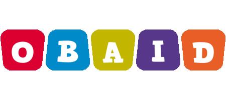 Obaid kiddo logo