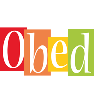 Obed colors logo