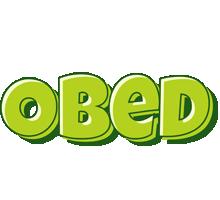 Obed summer logo