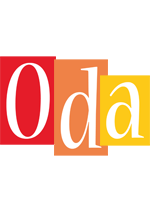 Oda colors logo