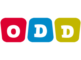 Odd kiddo logo