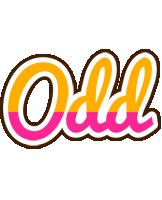 Odd smoothie logo