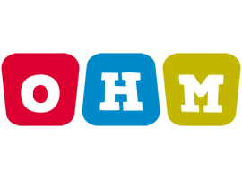 Ohm kiddo logo