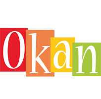 Okan colors logo