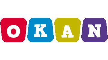 Okan kiddo logo