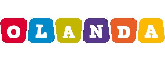 Olanda kiddo logo