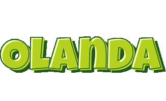 Olanda summer logo
