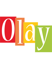 Olay colors logo