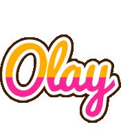 Olay smoothie logo