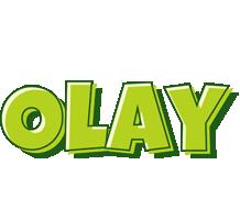 Olay summer logo