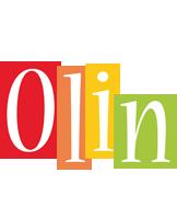Olin colors logo