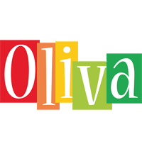 Oliva colors logo