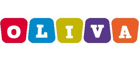 Oliva kiddo logo