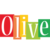 Olive colors logo