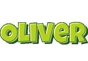 Oliver summer logo