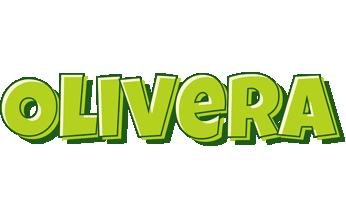 Olivera summer logo