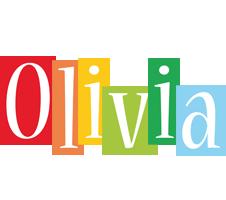 Olivia colors logo
