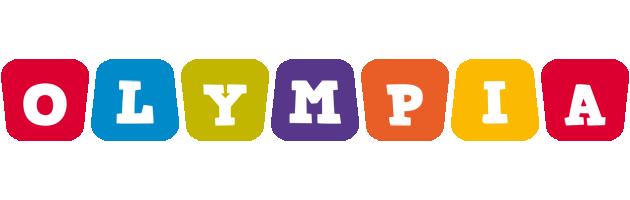 Olympia kiddo logo