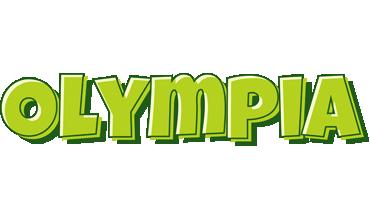 Olympia summer logo