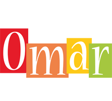 Omar colors logo