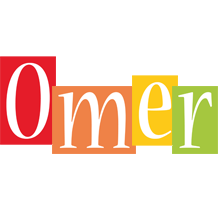 Omer colors logo