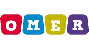 Omer kiddo logo