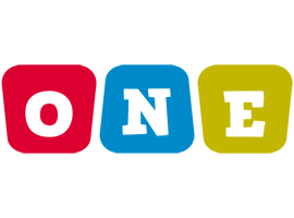 One kiddo logo
