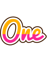 One smoothie logo