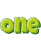 One summer logo