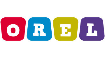 Orel kiddo logo