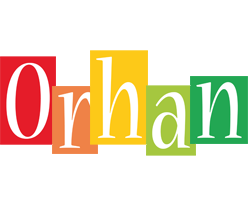Orhan colors logo