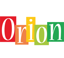 Orion colors logo