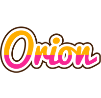 Orion smoothie logo