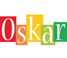 Oskar colors logo
