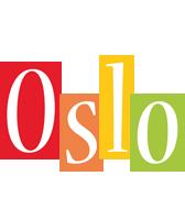 Oslo colors logo
