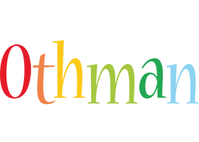 Othman birthday logo