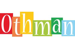 Othman colors logo