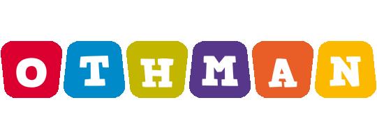Othman kiddo logo