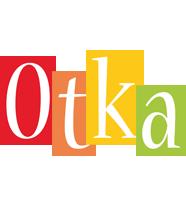 Otka colors logo