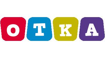 Otka kiddo logo