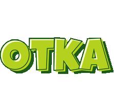 Otka summer logo