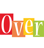 Over colors logo