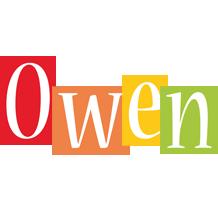Owen colors logo