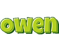 Owen summer logo