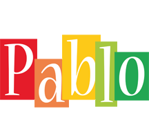 Pablo colors logo
