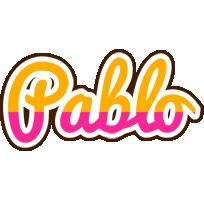 Pablo smoothie logo