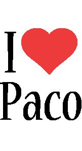 Paco Name